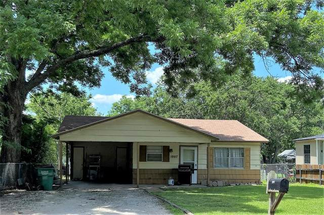 1007 Taylor N, Gainesville, TX 76240 (MLS #14600178) :: Real Estate By Design