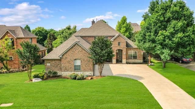 2706 Suzanne Drive, Rowlett, TX 75088 (MLS #14600189) :: The Good Home Team