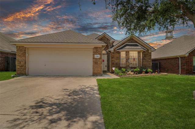 1306 Concho Trail, Mansfield, TX 76063 (MLS #14600190) :: Front Real Estate Co.