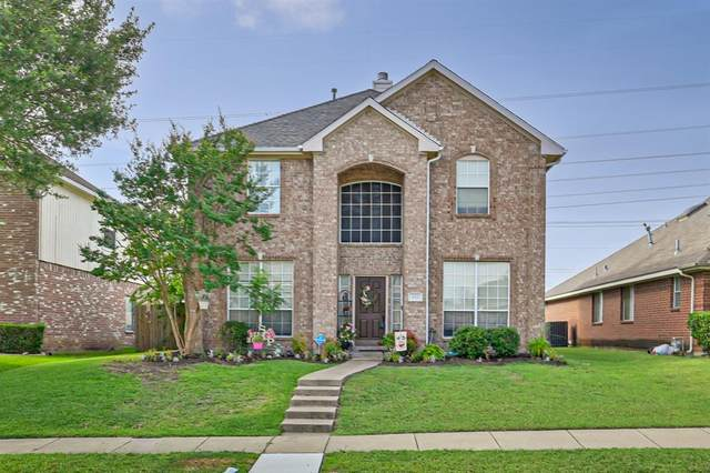 815 San Jacinto Drive, Grand Prairie, TX 75052 (MLS #14600195) :: The Great Home Team