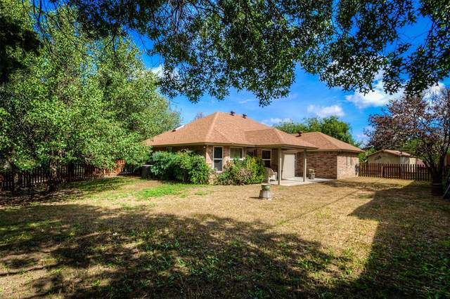 3702 Stage Coach Trail, Willow Park, TX 76087 (MLS #14600202) :: The Rhodes Team