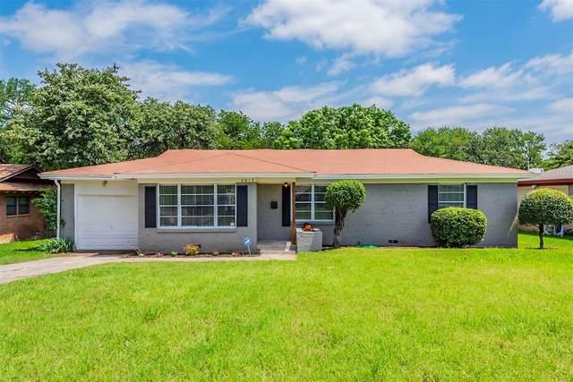 2813 Gardenia Street, Fort Worth, TX 76119 (MLS #14600215) :: EXIT Realty Elite