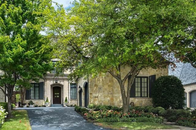 69 Kennington Court, Dallas, TX 75248 (MLS #14600219) :: Real Estate By Design