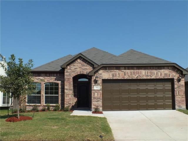 712 Cypress Hill Drive, Little Elm, TX 75068 (MLS #14600232) :: The Tierny Jordan Network