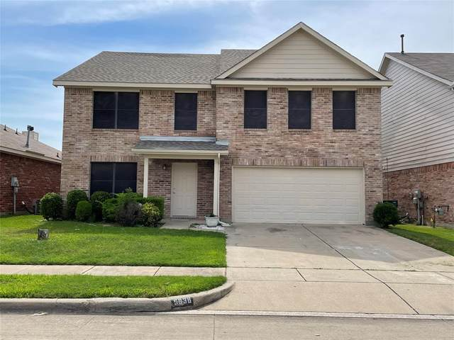 5836 Arena Circle, Fort Worth, TX 76179 (MLS #14600240) :: Craig Properties Group
