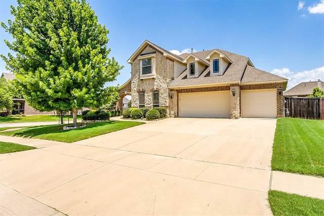 1001 Tara Drive, Burleson, TX 76028 (MLS #14600246) :: The Chad Smith Team