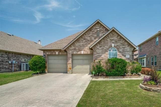 16309 Dry Creek Boulevard, Prosper, TX 75078 (MLS #14600249) :: VIVO Realty