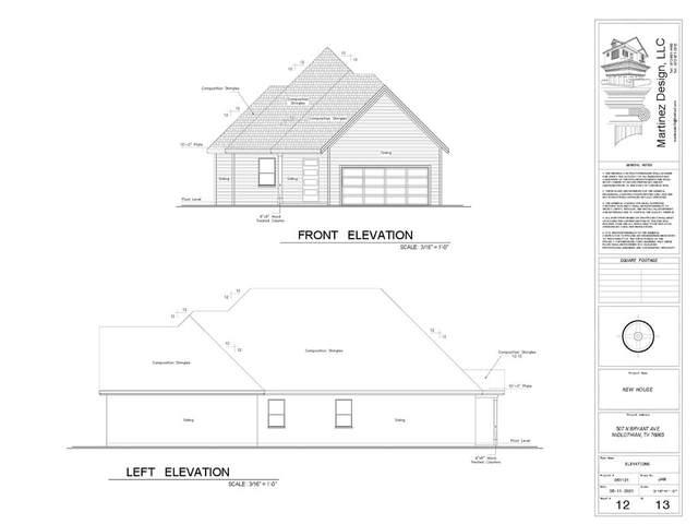507 Bryant Avenue, Midlothian, TX 76065 (MLS #14600266) :: Robbins Real Estate Group
