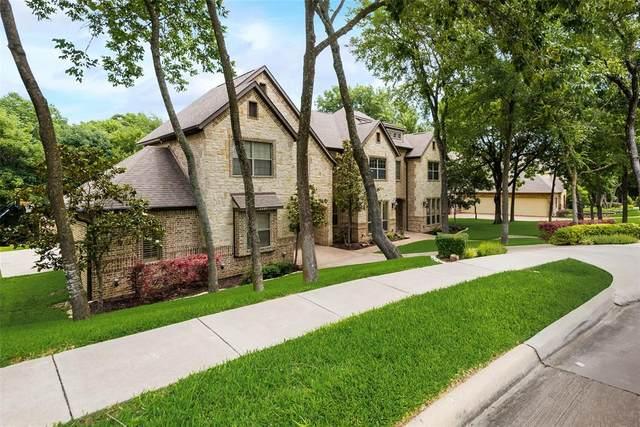 5201 Lake Forest Drive, Rowlett, TX 75088 (MLS #14600267) :: Team Hodnett