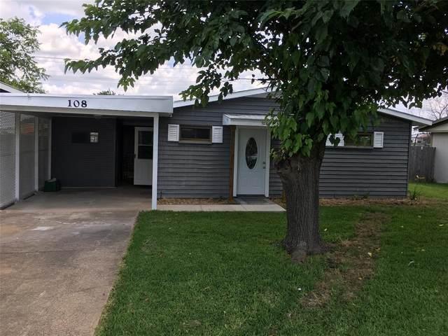 108 Derby Lane, Mesquite, TX 75149 (MLS #14600277) :: Craig Properties Group