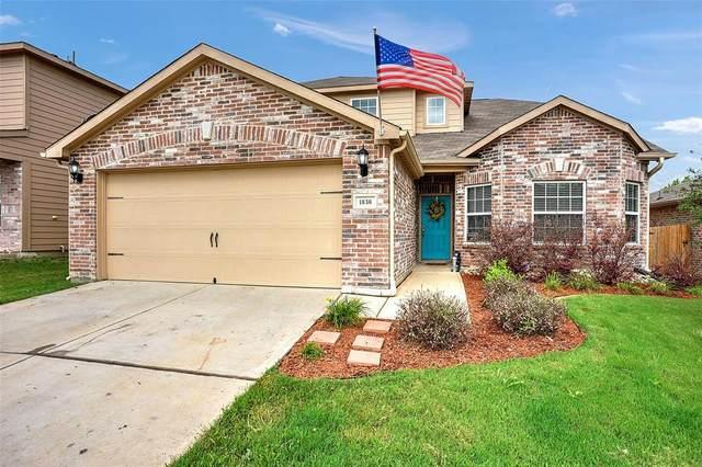 1838 Douglas Street, Howe, TX 75459 (MLS #14600294) :: Real Estate By Design