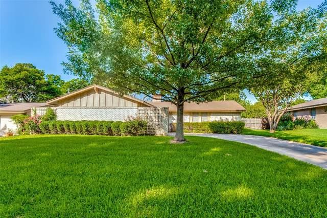 1229 Farnham Court W, Irving, TX 75062 (MLS #14600302) :: The Kimberly Davis Group