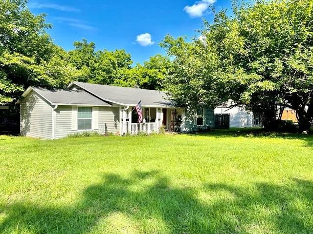 1195 N Ollie Street, Stephenville, TX 76401 (MLS #14600312) :: The Property Guys