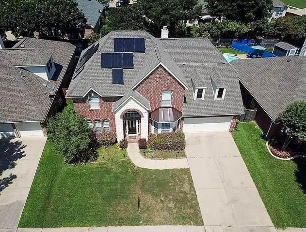 4535 Friars Lane, Grand Prairie, TX 75052 (MLS #14600336) :: The Chad Smith Team