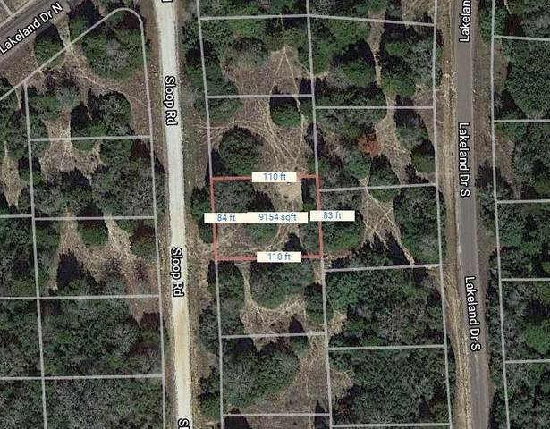 Lot 25 Sloop Road, Hilltop Lakes, TX 77871 (MLS #14600356) :: The Daniel Team