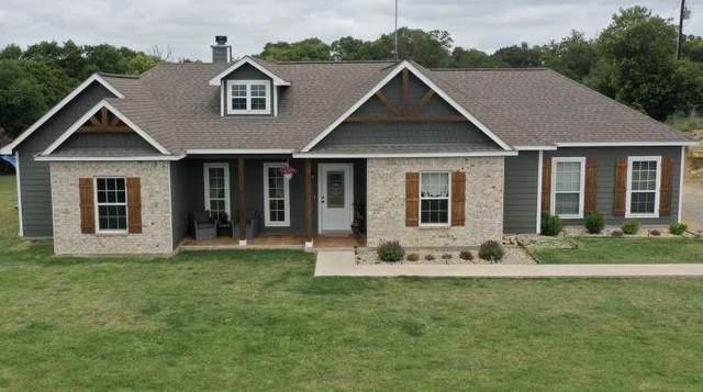 1600 Hodges Road, Poolville, TX 76487 (MLS #14600366) :: Real Estate By Design