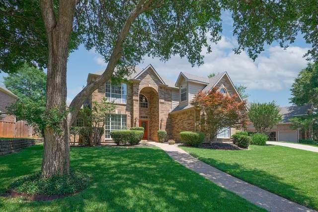 1812 Kipling Drive, Flower Mound, TX 75022 (MLS #14600373) :: EXIT Realty Elite