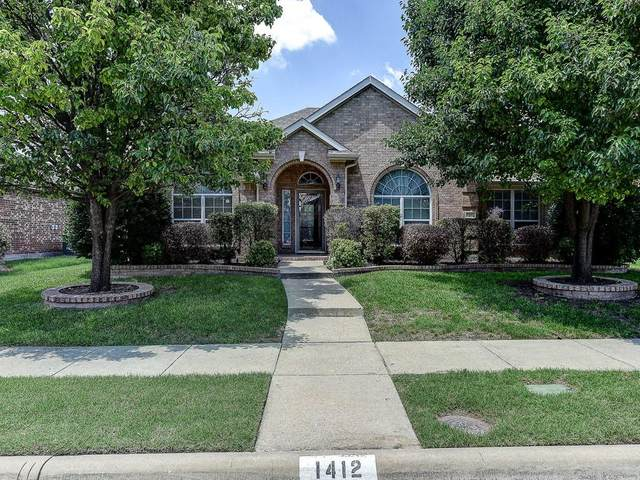 1412 Tudor Drive, Allen, TX 75013 (MLS #14600388) :: Jones-Papadopoulos & Co