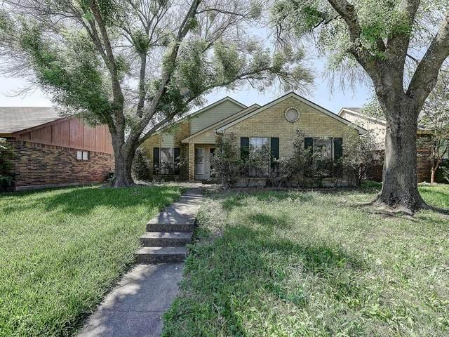 817 Bailey Drive, Cedar Hill, TX 75104 (MLS #14600390) :: The Hornburg Real Estate Group
