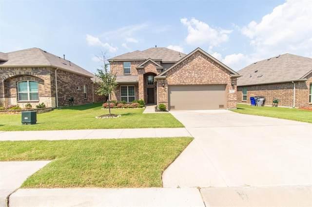 16012 Royston Street, Frisco, TX 75036 (MLS #14600397) :: The Rhodes Team