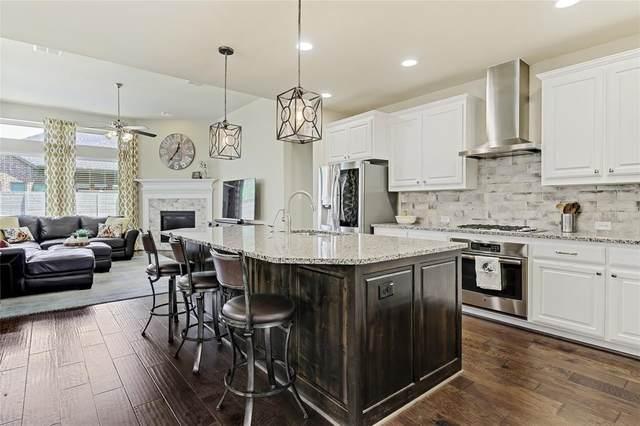 1516 8th Street, Argyle, TX 76226 (MLS #14600417) :: Trinity Premier Properties