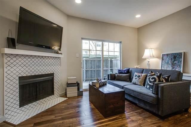 6210 Oram Street #5, Dallas, TX 75214 (MLS #14600434) :: EXIT Realty Elite