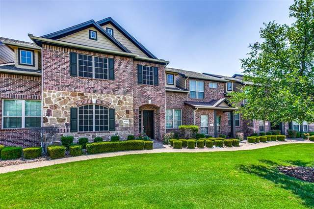 1605 Black Duck Terrace, Carrollton, TX 75010 (MLS #14600437) :: The Krissy Mireles Team