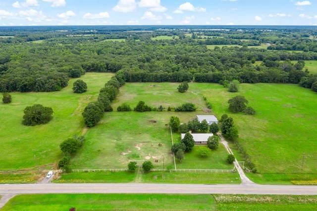 9801 Farm Road 909, Bogata, TX 75417 (MLS #14600440) :: VIVO Realty