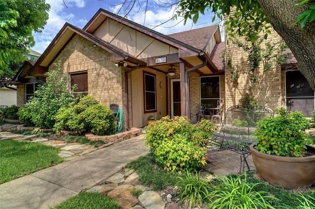 5612 Guadalajara Drive, North Richland Hills, TX 76180 (MLS #14600458) :: VIVO Realty