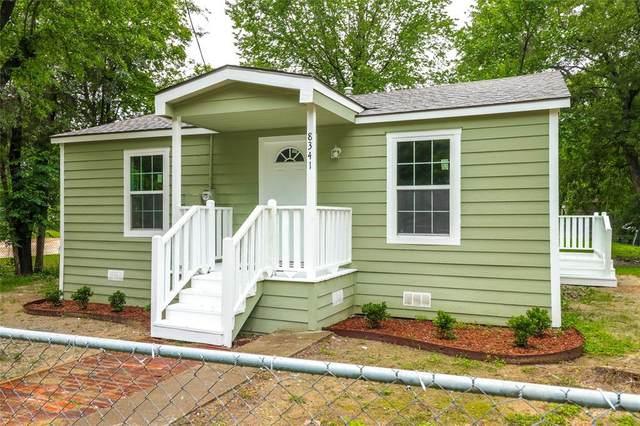 8341 Kingsfield Road, Dallas, TX 75217 (MLS #14600464) :: Real Estate By Design