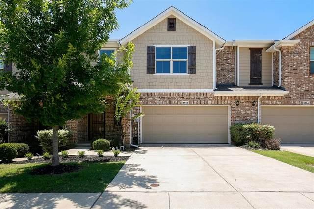 3730 Venice Drive, Irving, TX 75038 (MLS #14600473) :: VIVO Realty