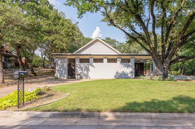 1401 Driftwood Drive, Euless, TX 76040 (MLS #14600479) :: Front Real Estate Co.