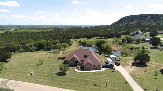 189 Lake Ridge Road, Tuscola, TX 79562 (MLS #14600480) :: ACR- ANN CARR REALTORS®
