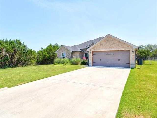 5107 Terlingua Drive, Granbury, TX 76048 (MLS #14600490) :: The Good Home Team