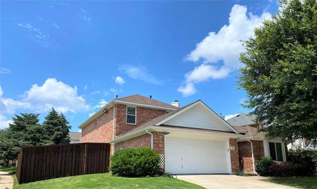 134 Turnberry Lane, Coppell, TX 75019 (MLS #14600502) :: Real Estate By Design