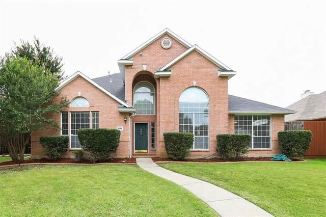 603 Grimsworth Court, Allen, TX 75002 (MLS #14600505) :: The Good Home Team