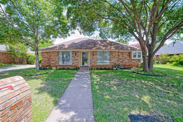 2710 Woodlake Drive, Abilene, TX 79606 (MLS #14600521) :: Robbins Real Estate Group
