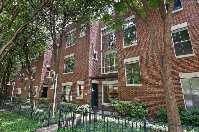 4241 Rawlins Street #14, Dallas, TX 75219 (MLS #14600535) :: Premier Properties Group of Keller Williams Realty