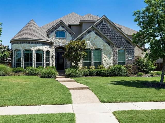 1851 Sweetwater Lane, Prosper, TX 75078 (MLS #14600536) :: Robbins Real Estate Group