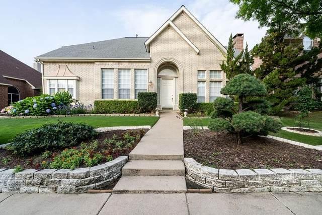 736 Muirfield Road, Keller, TX 76248 (MLS #14600537) :: Frankie Arthur Real Estate