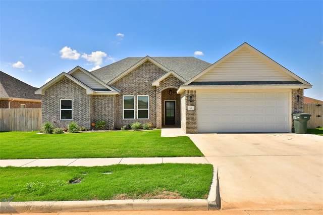 342 Garth Ridge Drive, Abilene, TX 79602 (MLS #14600540) :: The Chad Smith Team