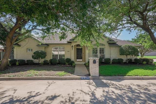 6133 Woodgarden Lane, Benbrook, TX 76132 (MLS #14600545) :: Front Real Estate Co.
