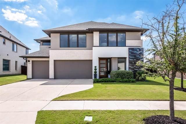 3655 Crab Creek Drive, Frisco, TX 75034 (MLS #14600553) :: Robbins Real Estate Group