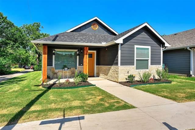 800 N Broughton Street, Sherman, TX 75090 (MLS #14600565) :: 1st Choice Realty