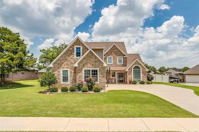 503 Emma Street, Grandview, TX 76050 (MLS #14600573) :: The Property Guys