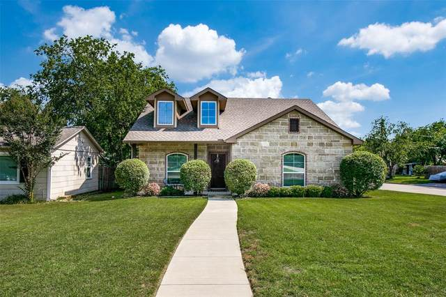 4839 Curzon Avenue, Fort Worth, TX 76107 (MLS #14600577) :: The Good Home Team