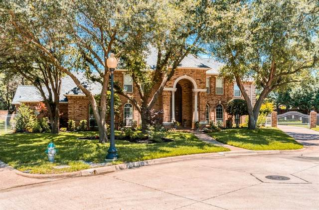 1101 Concord Avenue, Southlake, TX 76092 (MLS #14600581) :: 1st Choice Realty