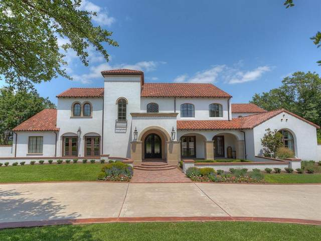 2017 Four Oaks Lane, Fort Worth, TX 76107 (MLS #14600583) :: The Russell-Rose Team