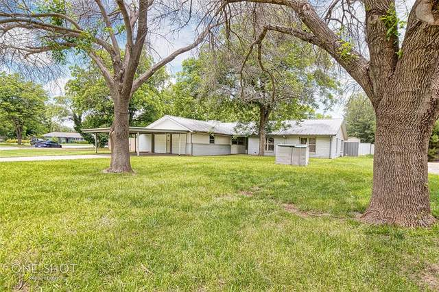 15 Cambridge Court, Abilene, TX 79603 (MLS #14600589) :: Real Estate By Design