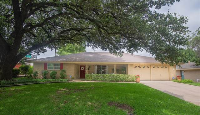 4500 Westlake Drive, Fort Worth, TX 76109 (MLS #14600594) :: Real Estate By Design